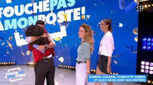 Charlotte Gabris dans Touche pas à mon Poste - 30/05/18 - 01