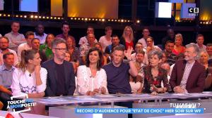 Charlotte Gabris dans Touche pas à mon Poste - 30/05/18 - 04