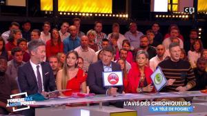 Charlotte Pirroni dans Touche pas à mon Poste - 09/10/17 - 02