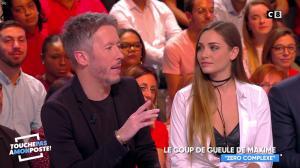 Charlotte Pirroni dans Touche pas à mon Poste - 11/10/17 - 02