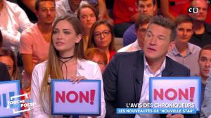 Charlotte Pirroni dans Touche pas à mon Poste - 11/10/17 - 04
