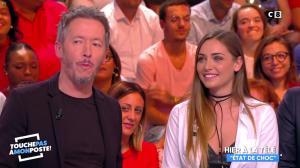 Charlotte Pirroni dans Touche pas à mon Poste - 11/10/17 - 06