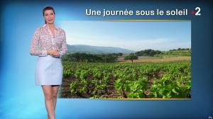 Chloé Nabedian à la Météo de 13h - 11/05/18 - 01