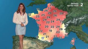 Chloé Nabédian à la Météo de Midi - 27/05/18 - 04