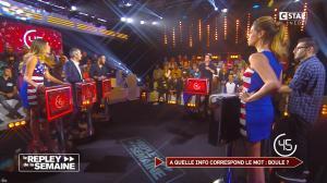 Clio Pajczer et Camille Cerf dans le Repley - 11/11/16 - 05