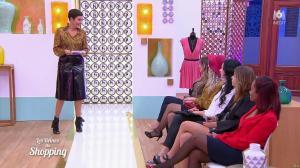 Cristina Cordula dans les Reines du Shopping - 16/02/18 - 01