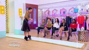 Cristina Cordula dans les Reines du Shopping - 16/02/18 - 02