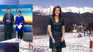 Daniela Prepeliuc à la Météo de BFM TV - 27/02/17 - 03