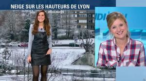 Daniela Prepeliuc à la Météo de BFM TV - 30/11/17 - 01