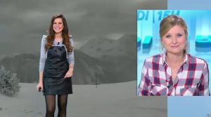 Daniela Prepeliuc à la Météo de BFM TV - 30/11/17 - 03
