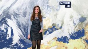 Daniela Prepeliuc à la Météo de BFM TV - 30/11/17 - 04