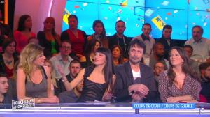Erika Moulet et Caroline Ithurbide dans Touche pas à mon Poste - 25/03/16 - 01