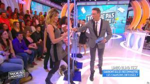 Erika Moulet et Caroline Ithurbide dans Touche pas à mon Poste - 25/03/16 - 02