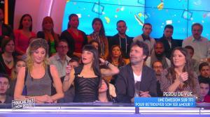 Erika Moulet et Caroline Ithurbide dans Touche pas à mon Poste - 25/03/16 - 04
