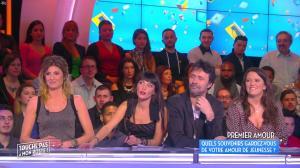 Erika Moulet et Caroline Ithurbide dans Touche pas à mon Poste - 25/03/16 - 06