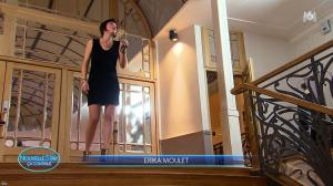Erika Moulet dans Nouvelle Star - 29/11/17 - 01