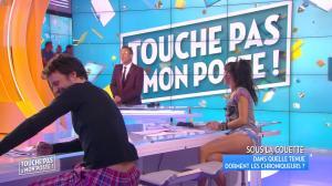 Erika Moulet dans Touche pas à mon Poste - 18/03/16 - 02