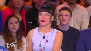 Erika Moulet dans Touche pas à mon Poste - 18/03/16 - 08