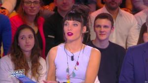 Erika Moulet dans Touche pas à mon Poste - 18/03/16 - 09