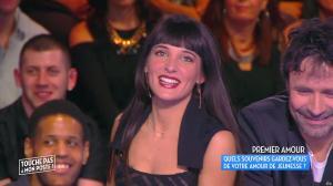 Erika Moulet dans Touche pas à mon Poste - 25/03/16 - 05