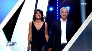 Estelle Denis dans The Wall - 30/12/17 - 01