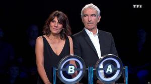 Estelle Denis dans The Wall - 30/12/17 - 05