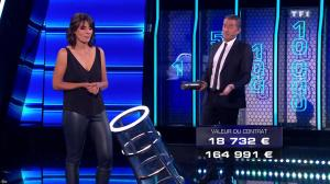 Estelle Denis dans The Wall - 30/12/17 - 16