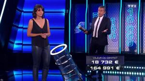 Estelle Denis dans The Wall - 30/12/17 - 17