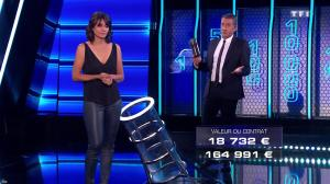 Estelle Denis dans The Wall - 30/12/17 - 18