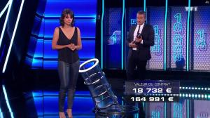 Estelle Denis dans The Wall - 30/12/17 - 19