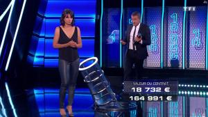 Estelle Denis dans The Wall - 30/12/17 - 20
