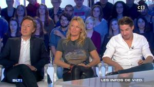 Estelle Lefébure dans Salut les Terriens - 21/10/17 - 04