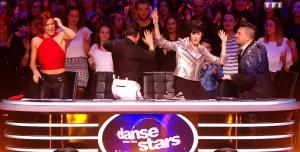 Fauve Hautot dans Danse avec les Stars - 03/12/16 - 02