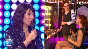 Fauve Hautot et Estelle Denis dans les 40 Ans du Disco - 29/03/17 - 03