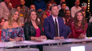 Francesca Antoniotti dans c'est Que de la Télé - 09/01/18 - 04