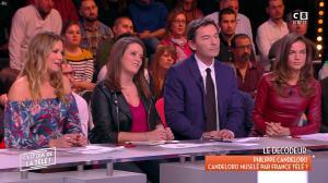 Francesca Antoniotti dans c'est Que de la Télé - 09/01/18 - 05