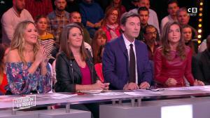 Francesca Antoniotti dans c'est Que de la Télé - 09/01/18 - 06