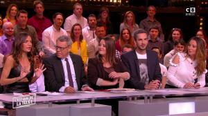 FrancesÇa Antoniotti dans c'est Que de la Télé - 09/03/18 - 02