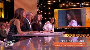 FrancesÇa Antoniotti dans c'est Que de la Télé - 09/03/18 - 11