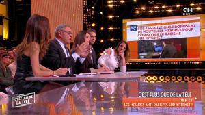 FrancesÇa Antoniotti dans c'est Que de la Télé - 09/03/18 - 12