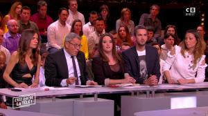 FrancesÇa Antoniotti dans c'est Que de la Télé - 09/03/18 - 14