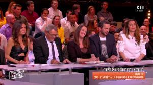 FrancesÇa Antoniotti dans c'est Que de la Télé - 09/03/18 - 15