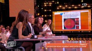 FrancesÇa Antoniotti dans c'est Que de la Télé - 09/03/18 - 16