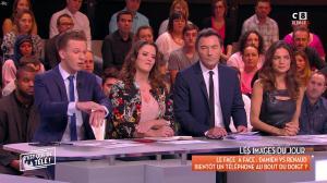 FrancesÇa Antoniotti dans c'est Que de la Télé - 24/01/18 - 03