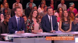 FrancesÇa Antoniotti dans c'est Que de la Télé - 24/01/18 - 04