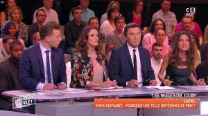 FrancesÇa Antoniotti dans c'est Que de la Télé - 24/01/18 - 06