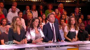 FrancesÇa Antoniotti dans c'est Que de la Télé - 24/10/17 - 01