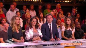 FrancesÇa Antoniotti dans c'est Que de la Télé - 24/10/17 - 02