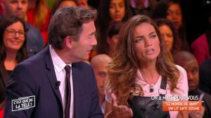 FrancesÇa Antoniotti dans c'est Que de la Télé - 24/10/17 - 04