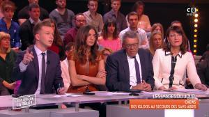 FrancesÇa Antoniotti dans c'est Que de la Télé - 26/02/18 - 07